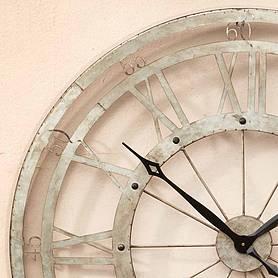 Wyegate Windmill Style Garden Clock Thompson Amp Morgan