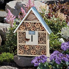 Garden Life Wooden Insect Hotel