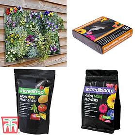 Flower & Veg Pouch Growing Kit