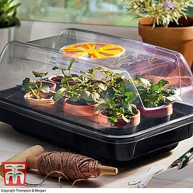 Garden Gear Heated Propagator