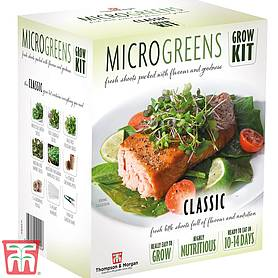 Seed Grow Kit Microgreens Classic