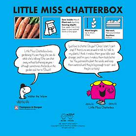 little miss chatterbox  carrot romance