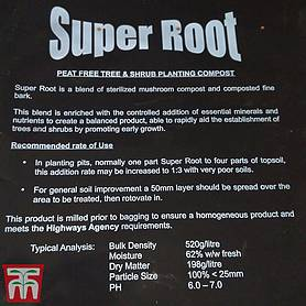 Super Root Topsoil