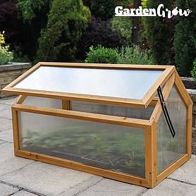 Garden Grow Wooden Cold Frame & £20 of Veg Seeds