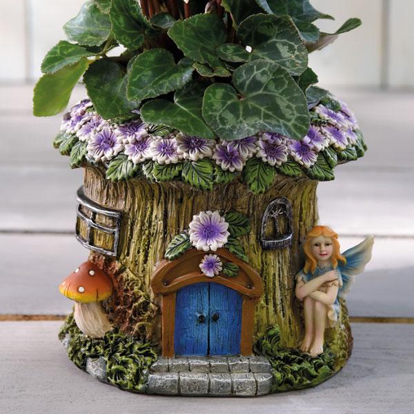 Image of Woodland Fairy Planter