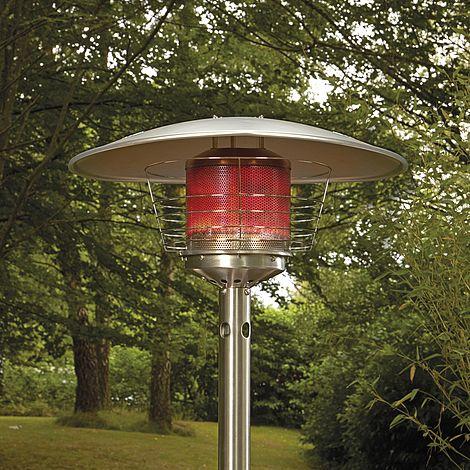 Garden Glow 4kw Table Top Gas Patio Heater Thompson Amp Morgan