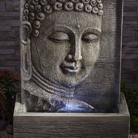 Serenity Buddha Water Wall Feature Thompson Morgan