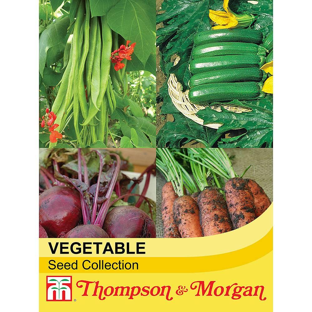 vegetable seed collection thompson morgan. Black Bedroom Furniture Sets. Home Design Ideas