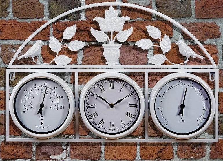 Garden Wall Clock from Thompson & Morgan