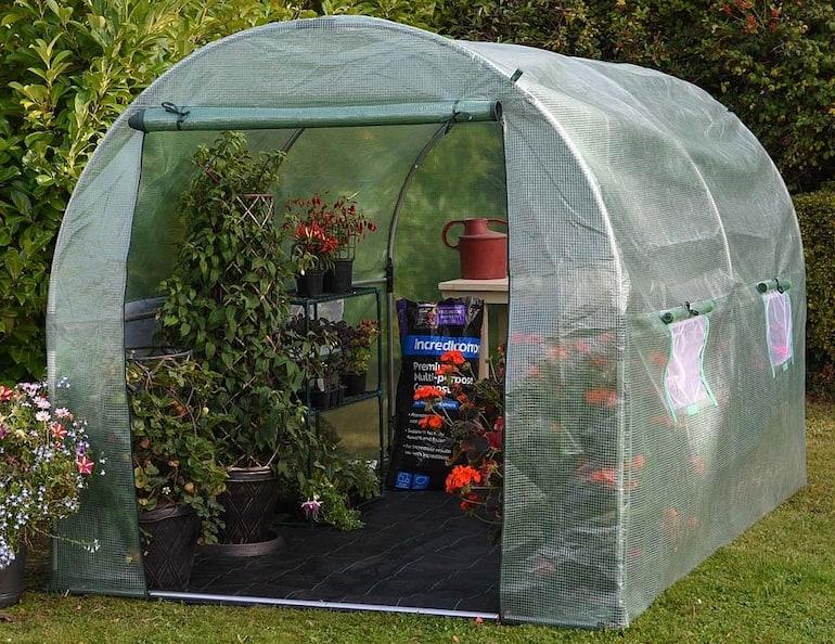 Garden Grow 3m x 2m Polytunnel from Thompson & Morgan