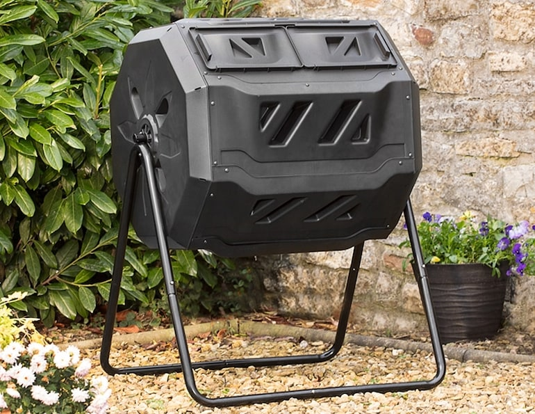 Garden Grow 160L Rotating composter from Thompson & Morgan