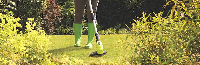 Garden Gear grass trimmer from T&M