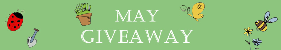 2014 May Giveaway