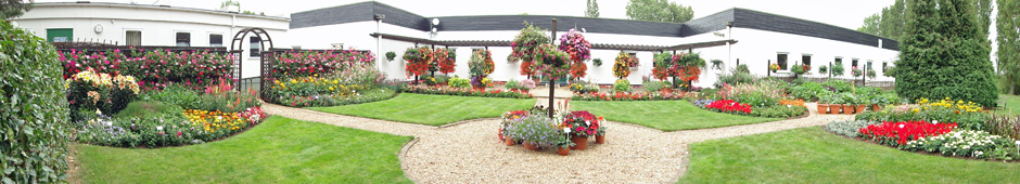 Garden Shows & Events taking place across the UK in 2011