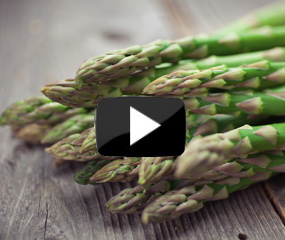 how to grow asparagus video