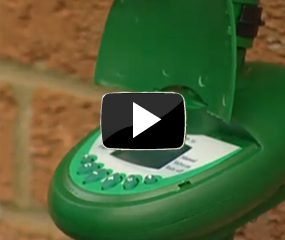 how to use an automated watering system video