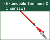 Extendable Trimmers & Chainsaws