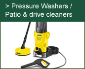 Pressure Washers / Patio & Drive Cleaners