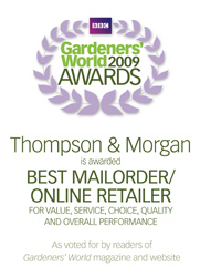 Gardeners' World Awards 2009