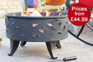 Best selling chimeneas and fire pits