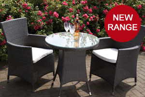 New garden furniture now available