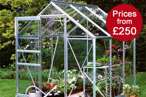 New Greenhouse Promotions - Receive up to £662 worth of accessories completely FREE