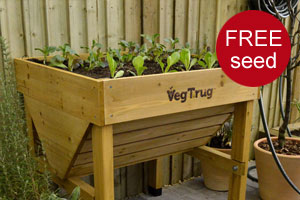 NEW VegTrug™ range now available