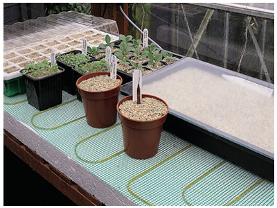 Heated Propagation Mat