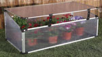 Build a coldframe to protect your plants