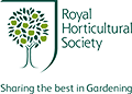 Endorsed by the RHS - RHS logo.