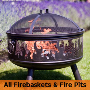 All firebaskets and fire pits