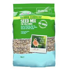 No Grow Bird Seed Mix