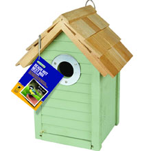 Beech Hut Bird Box