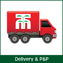 Delivery & P&P
