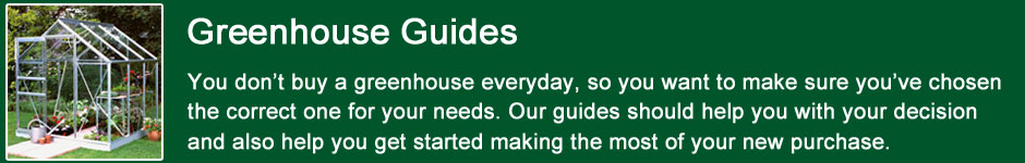 Greenhouse Guides