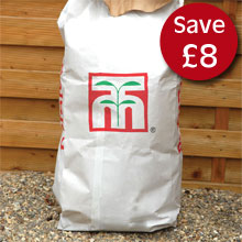 Potato Storage Sacks - only £1.99 with 4 packs of potatoes. Worth £9.99
