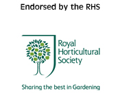 Endorsed by the Royal Horticultural Society
