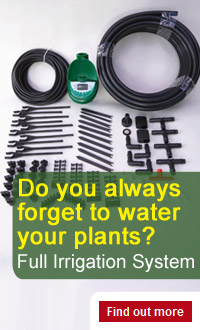 irrigation system from Thompson & Morgan