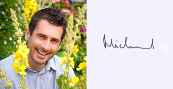 Michael Perry, New Product Development Manager, Thompson & Morgan