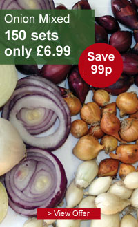 Potato Special Offers from Thompson & Morgan