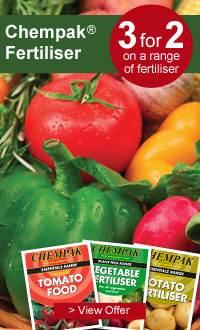 Offer of the week - 3 for 2 on fertilisers