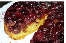 Fat Free Cherry Cake Recipe