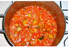 Ratatou-ish - Vegetable Ratatouille