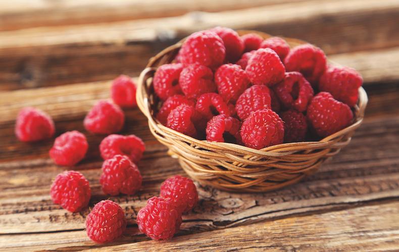Raspberry 'Autumn Bliss' from Thompson & Morgan