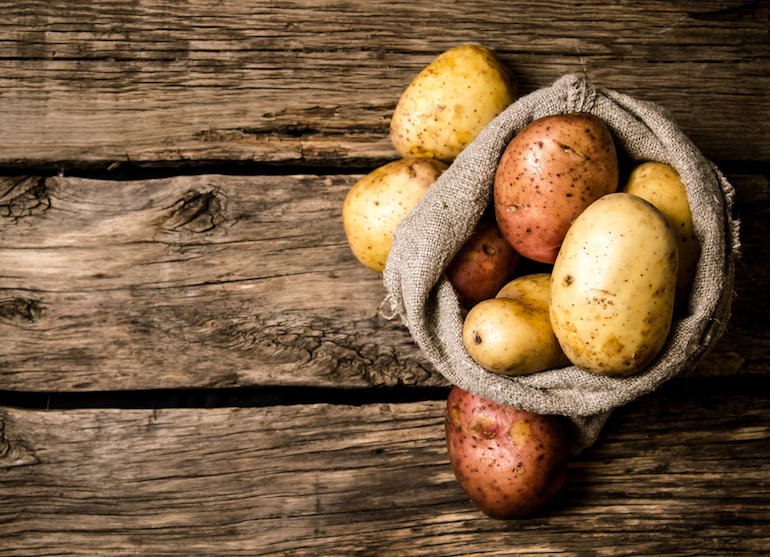 how to stop potato blight