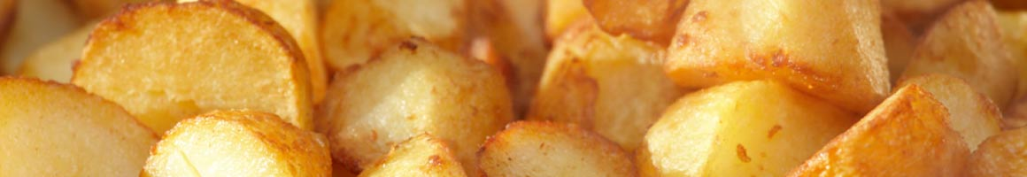 cooked potatoes banner