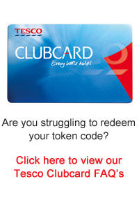Are you struggling to redeem your token code? Click here to view our FAQ's