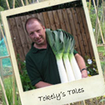 Tokely's Tales - Andrew Tokely's monthly gardening blog